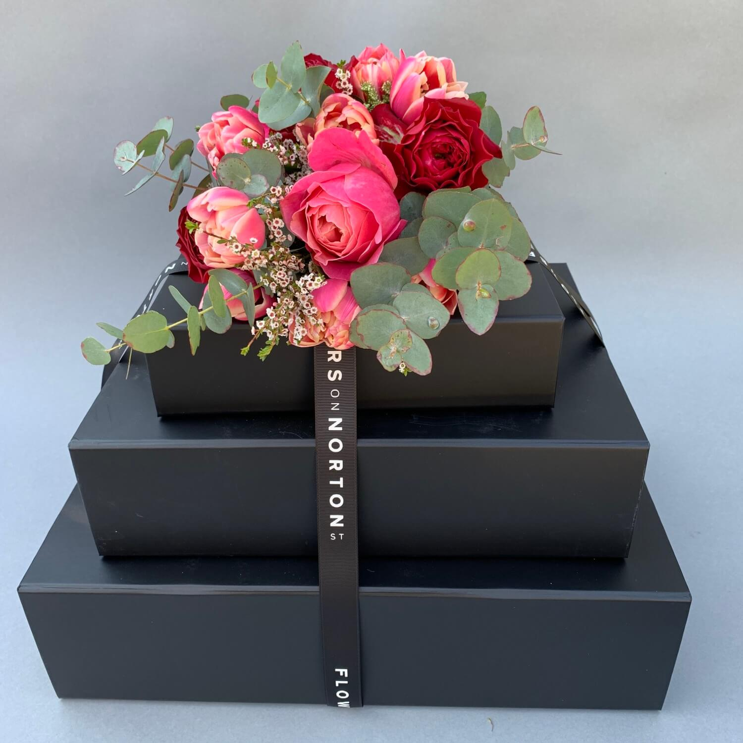 Black Box Bundle with Posy