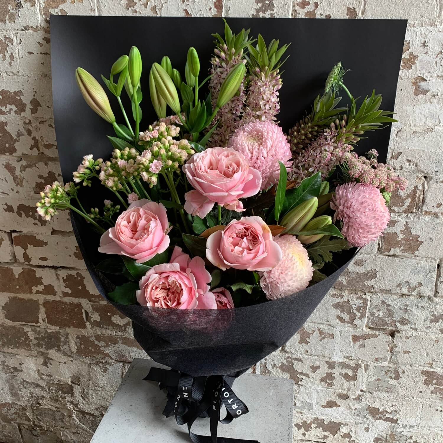 Romancing Pink Bouquet