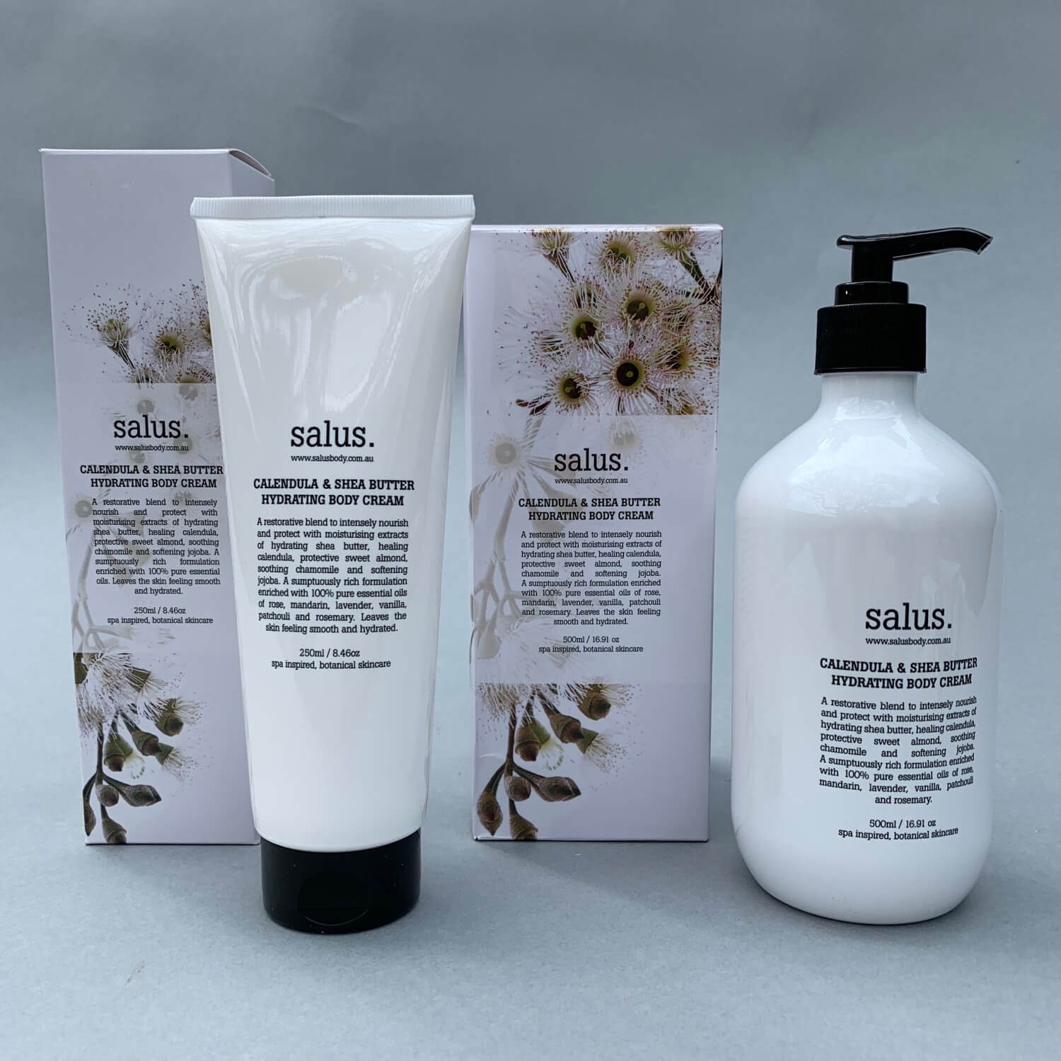 Calendula & Shea Body Cream