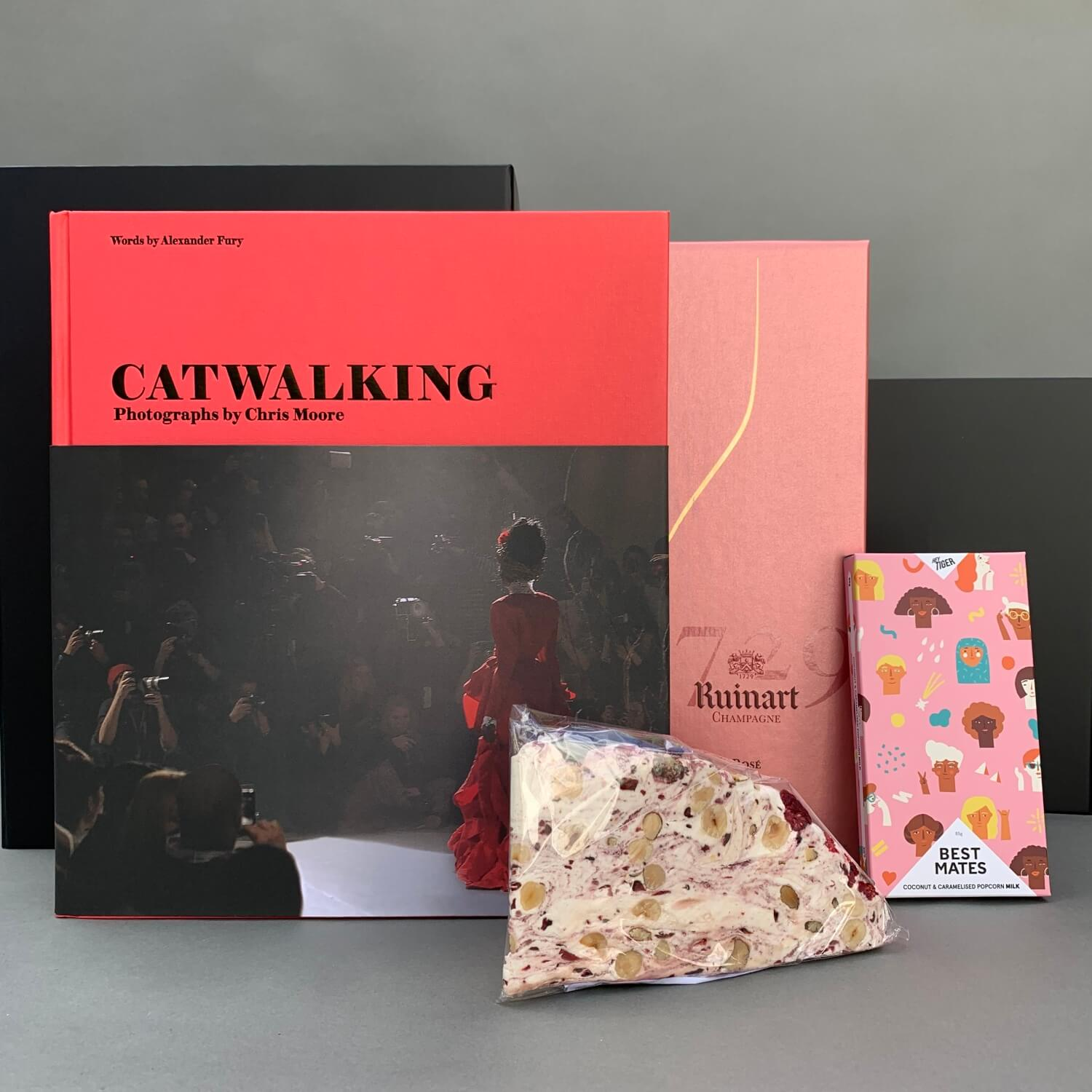 Catwalking Gift Box