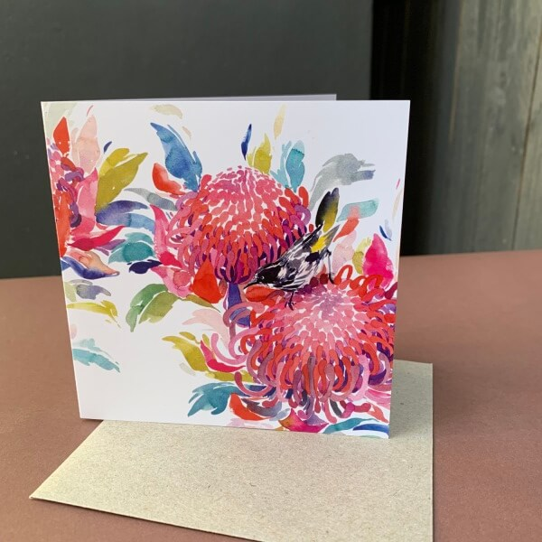 `Sweet Pursuit` Card