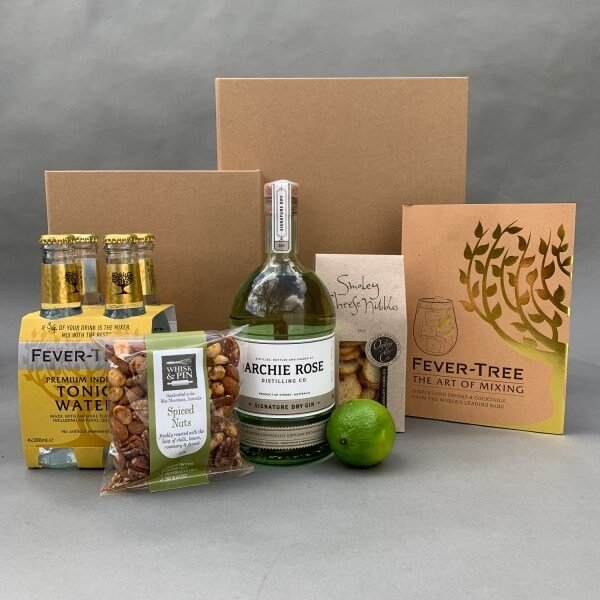 Fever Tree Cocktail Box