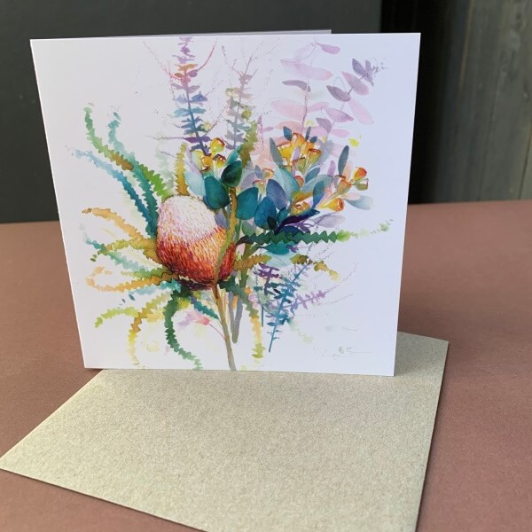 `Daisy`s Natives` Card