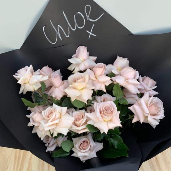 Personalised Rose Bouquet