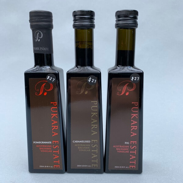 Pukara Estate Balsamic Vinegar
