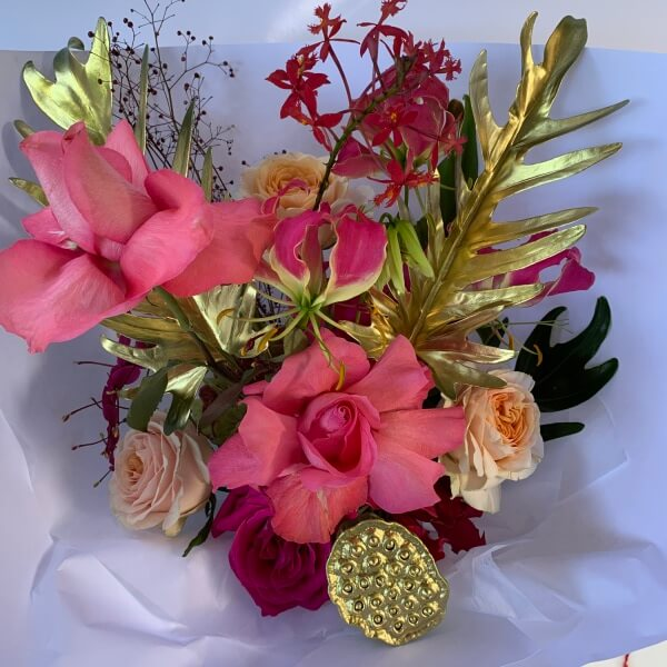 Botanical Bright Bouquet